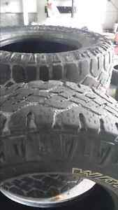 "33 "" goodyear wranglers for 17 "" rims Sarnia Sarnia Area image 2"
