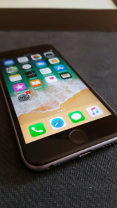 FLAWLESS iPhone 6S Silver 32 Gb Unlocked