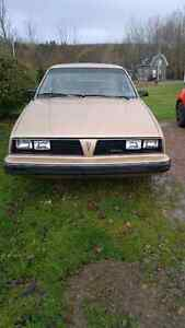 1986 Pontiac 6000 for sale