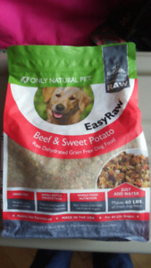 Only Natural Pet EasyRaw Dog Food -  Grain Free, Dehydrated, 7lb