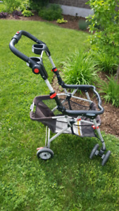 Snap and Go Graco stroller