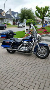 Harley Davidson Road King 2004 With many Extra