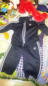 Boys 3t clothing and 2t addidas