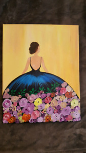Handmade Painting by me