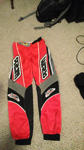 Motorcross pants msr rage size 30 new