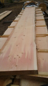 Live Edge slabs & Custom Cutting
