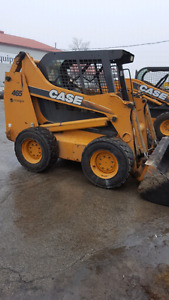 WANTED SKID STEER ATTACHMENTS