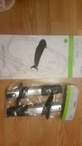 City Select Accessories - Tray, Pegs, Footmuff, Cupholder