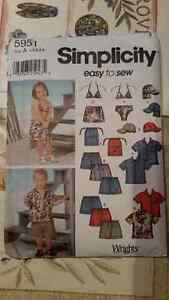 NEW Simplicity 5951 Easy to Sew pattern
