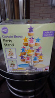 Cupcake Party Stand $5.00