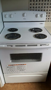 AMANA 30 inch Electric Stove
