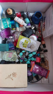 Misc, perfume & clothes