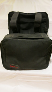 Motorcycle soft sided luggage/panniers