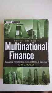 Multinational Finance by Kirt C. Butler 5th Edition Textbook