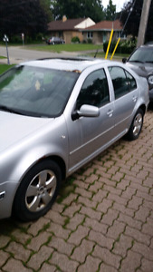 04 Vw jetta tdi for sale