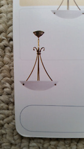 Orb Oil rubbed bronze light fixture chandelier