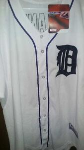 Detroit Tigers jersey
