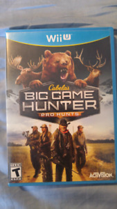 Big game hunter pro hunts (very rare)