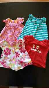 3 Month Baby Girl Clothes SPRING/SUMMER London Ontario image 2