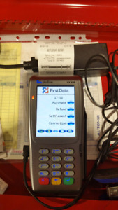 Point-of-Sale -Credit Card Reader.