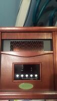 Kyoto Infrared box heater mint condition!