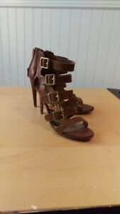 Various shoes and boots, all ladies size 6