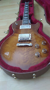 Gibson les Paul premium birdseye limited