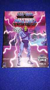 DVD:  Masters of the Universe Season One, Vol 2