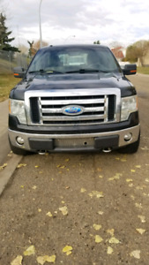 2009 Ford F150 4x4 SuperCrew 155,000kms