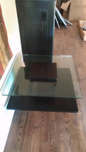 2 side coffee tables