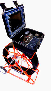 SEWER, DRAIN INSPECTION CAMERAS