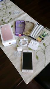 128 GB Rose Gold iPhone 7