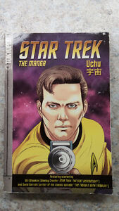 Star Trek Manga (Graphic Novel)