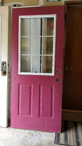 Exterior Doors for Sale!