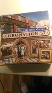 Coronation Street DVD game New sealed package