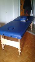 table a massage