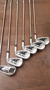 Ping i20 Iron Set (6 to GW) Reg Steel Mens Right