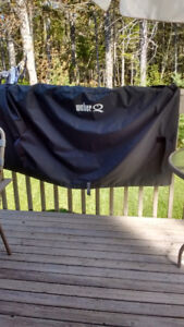 Weber Q BBQ Cover