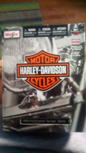 HARLEY DAVIDSON NEW MODEL KIT