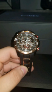 Citizen watch limited edition