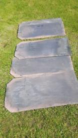 Large slates fo craft art or decoration