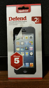 Defender cover for i Phone 5 (2 covers) for $5