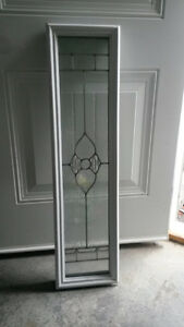 DOOR SIDE LITE (Silver Color Metal Design)