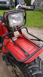 1984 honda big red 200es