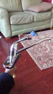 Kitchen or Bathroom Faucet