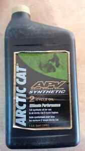HUILE SYNTHETIC ARCTIC CAT