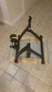 Indoor Magnetic Bike Trainer Bicycle Stand