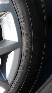 275 55 20 gmc rims and tires