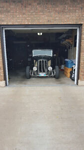 ALL STEEL 1932 FORD TUDOR...TRADE FOR WHATEVER...