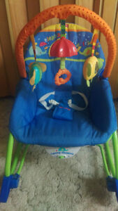 Baby Calming Vibrations Bouncer - Fisher Price